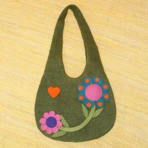 Filz-Handtasche für Mama