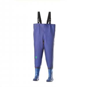 Kinder-Wathose, blau