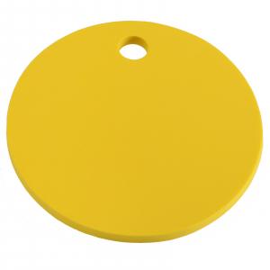 Sitzkissen für den Waldkindergarten, gelb, B-Ware